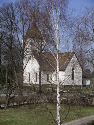 Överselö kyrka